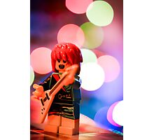Rocking around the Christmas Tree Photographic Print