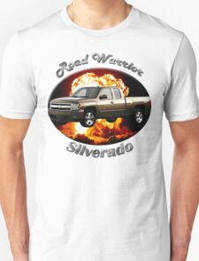 Chevy Silverado Truck Road Warrior T-Shirt
