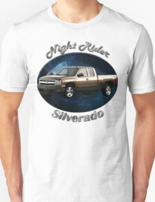 Chevy Silverado Truck Night Rider T-Shirt