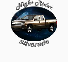 Chevy Silverado Truck Night Rider Unisex T-Shirt