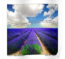 Lavender (By MoGeo Photographic and Ange Chan) Poster