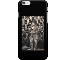 Brunel, Isambard Kingdom Brunel, Engineer, Genius, Steam Ship, Railway, Bridge, Tunnel iPhone Case/Skin