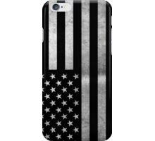USA - Black&White iPhone Case/Skin