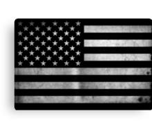 USA - Black&White Canvas Print