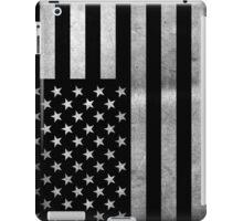 USA - Black&White iPad Case/Skin