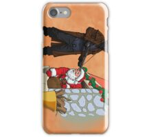 Omar Little strikes again iPhone Case/Skin