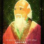 Lao Tzu, Wise, Wisdom, Confucius, Oldman, Quote, Epic, Words, Oriental by TishatsuDesigns
