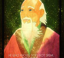 Lao Tzu, Wise, Wisdom, Confucius, Oldman, Quote, Epic, Words, Oriental by TishatsuDesigns