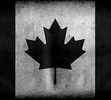 Canada - Black&White by NicoWriter