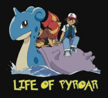 Life Of Pyroar T-Shirt