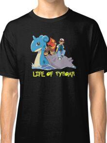 Life Of Pyroar Classic T-Shirt
