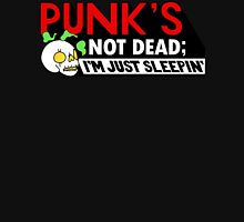 Punk's Not Dead; Unisex T-Shirt