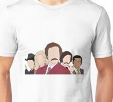 Anchorman faceless Unisex T-Shirt