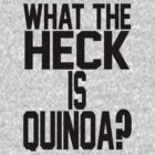 What the heck is a quinoa? - Bud Light by xnmex