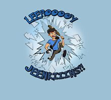 The Blue Scout - Leeroy Jenkins Unisex T-Shirt