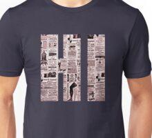 Hi newspaper Unisex T-Shirt