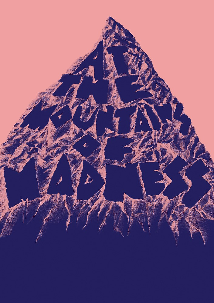 At the Mountains of Madness by arthus