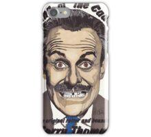 Terry Thomas iPhone Case/Skin