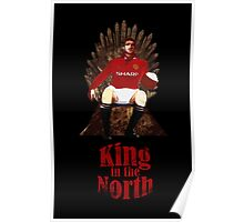 Game of Thrones: King Eric Cantona Poster