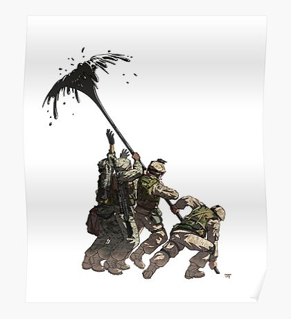 Liberation Poster