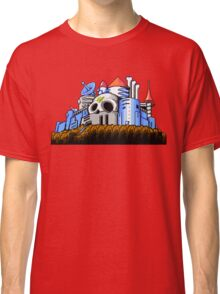 Dr Wily's Castle Classic T-Shirt
