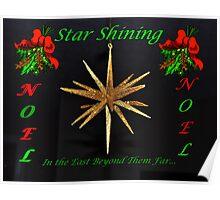 Star Shining... Poster