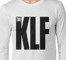 The KLF Logo (Black) Long Sleeve T-Shirt