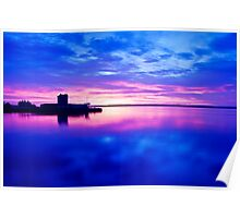 Broughty Ferry Castle 3 Poster