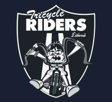 Tricycle Riders One Piece - Short Sleeve
