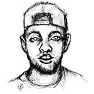 Mac Miller by Kye Smith