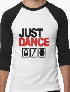 Just dance Men's Baseball ¾ T-Shirt