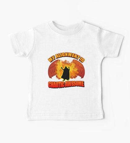 Chaotic Awesome Baby Tee