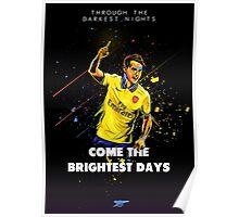 Through the darkest nights Poster