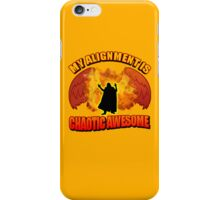 Chaotic Awesome iPhone Case/Skin