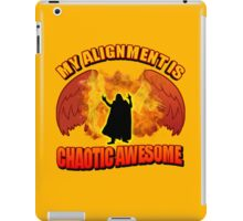 Chaotic Awesome iPad Case/Skin
