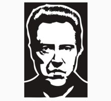 CHRISTOPHER WALKEN  by 53V3NH