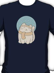fin, the snow cat T-Shirt