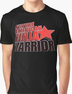 FUTURE American Ninja Warrior Graphic T-Shirt