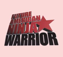 FUTURE American Ninja Warrior Baby Tee