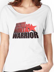 FUTURE American Ninja Warrior Women's Relaxed Fit T-Shirt