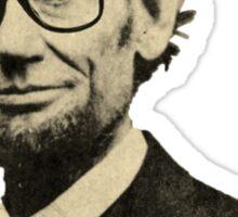 Abraham Lincoln SWAG Sticker