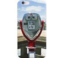 Pacific View iPhone Case/Skin