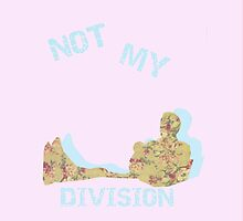 Not My Division by pokemoose