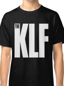 The KLF Logo (White) Classic T-Shirt