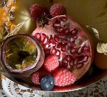 Forbidden fruit taste the sweetest by Stefan Bau