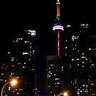 Christmas in Toronto by Larry Llewellyn