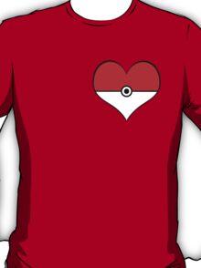 Pokeheart T-Shirt
