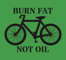 Burn Fat, Not Oil. by Rob Price