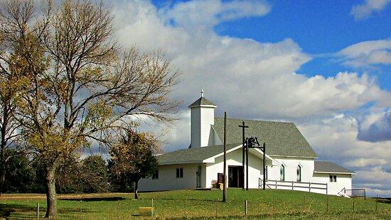 Prairie Sanctuary by Greg Belfrage
