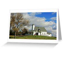 Prairie Sanctuary Greeting Card